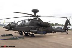 ZJ226 - DU060 WAH060 - Army Air Corps - Westland WAH-64D Longbow Apache AH.1 AH-64D - Fairford - RIAT 2016 - Steven Gray - IMG_9302