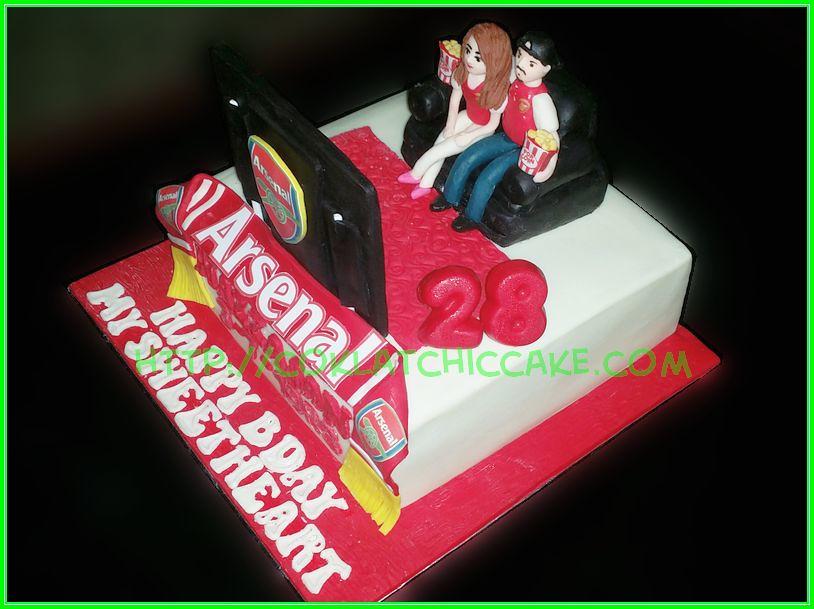 Cake Arsenal 2