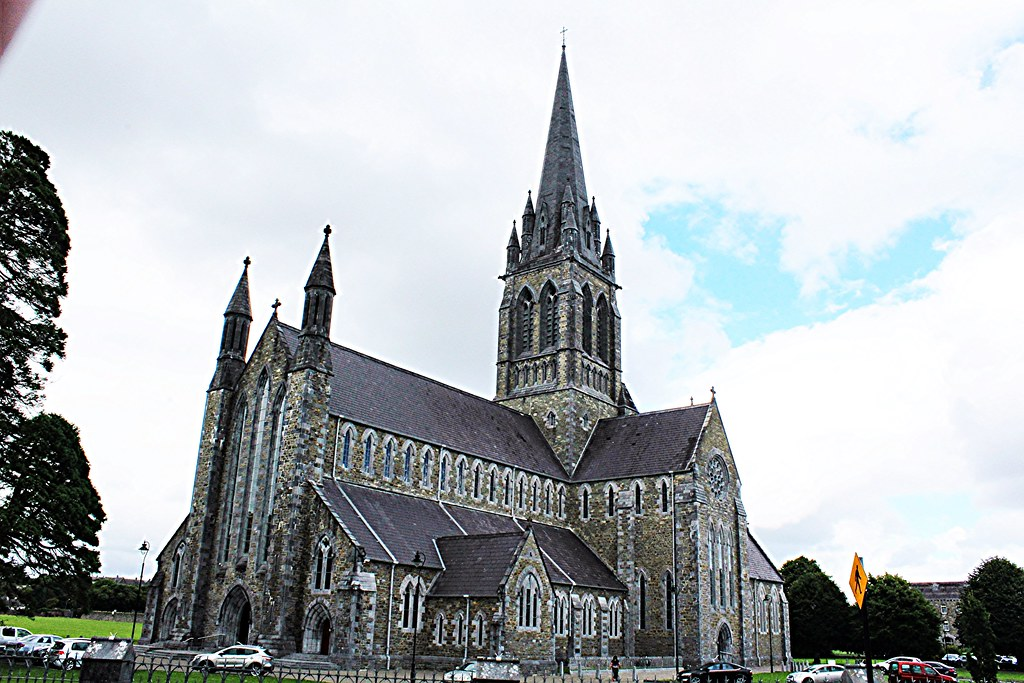 St Marys Cathedral, Killarney, Ireland.