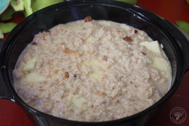 Tarta manzana y pan de molde micrrondas www.cocinandoentreolivos.com (2)