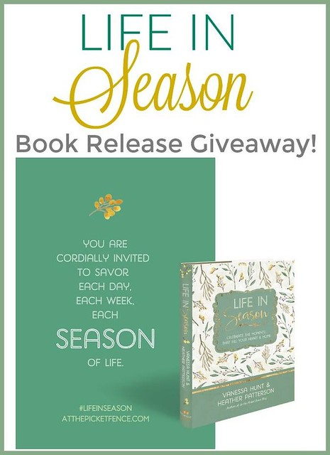 Life in Season Book Giveaway - Housepitality Designs