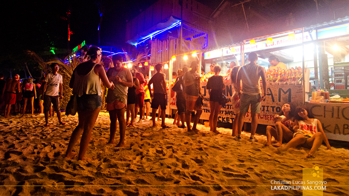 Full Moon Party Koh Phangan Thailand