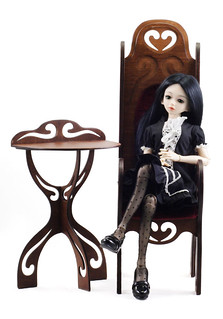Chair Art Nouveau m05 msd &Mayi (msd)