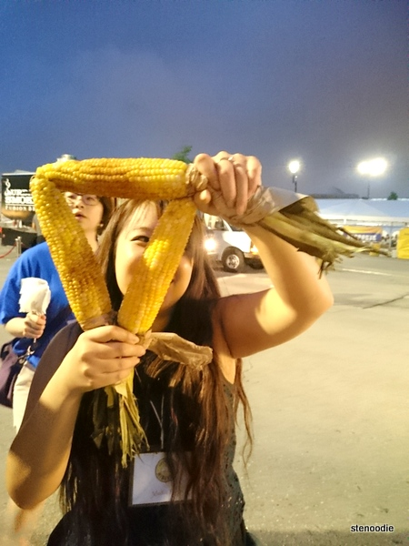roasted corn fun