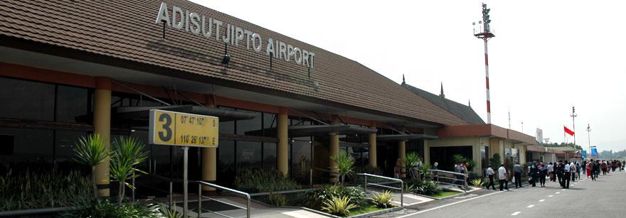 bandar udara adisutjipto yogyakarta