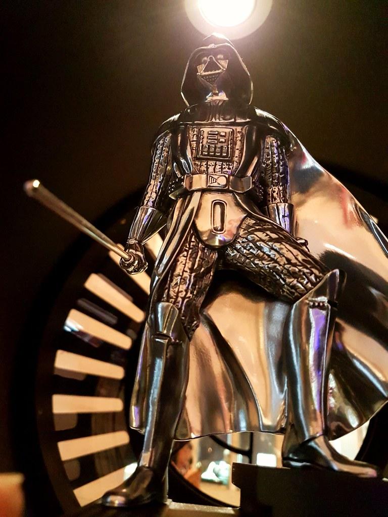 Selangor Pewter Star Wars exhibit @ KL Pavilion