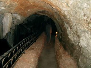 Kadisha Cave Walk