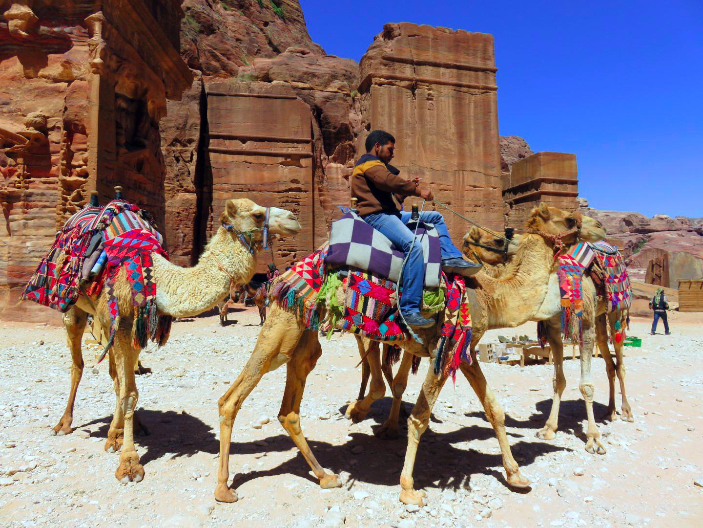 Historia de Petra en Jordania petra, jordania - 28341653716 99b77742e7 o - Petra, Jordania