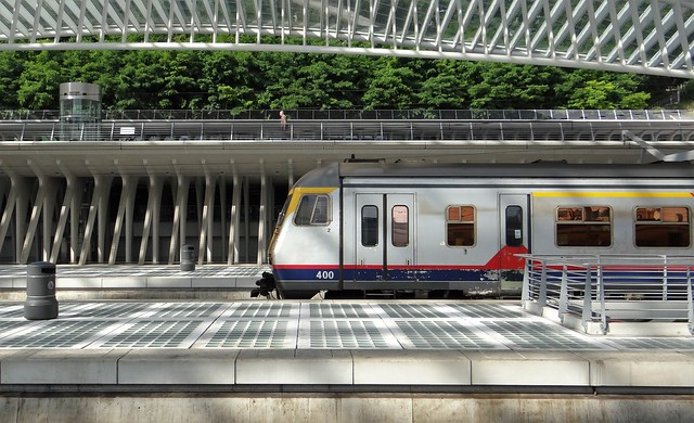 Gare Liege Guillemins NMBS Break 400