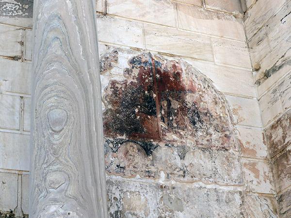 fresque église