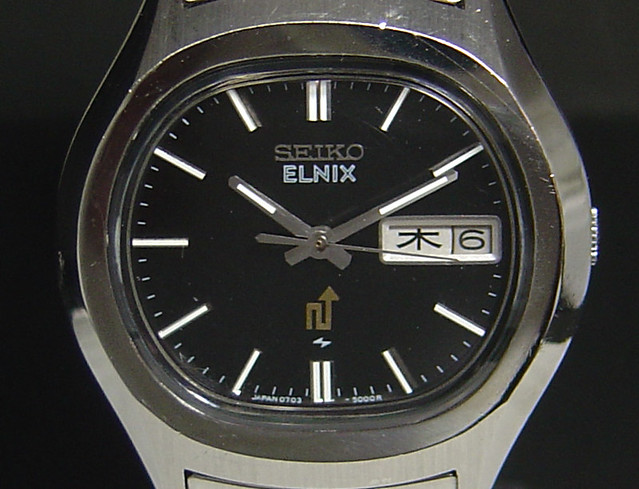 Electronic watches. 30172193732_51953930c4_z