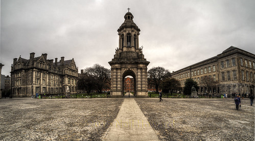 The Campanile Trinity College Dublin