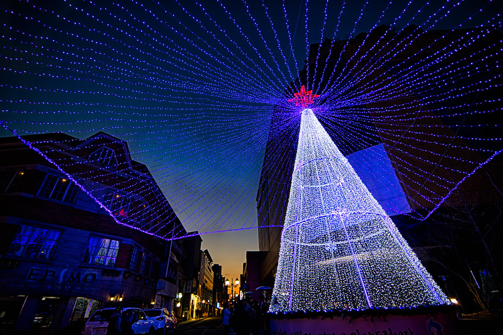 Christmas in Ulsan