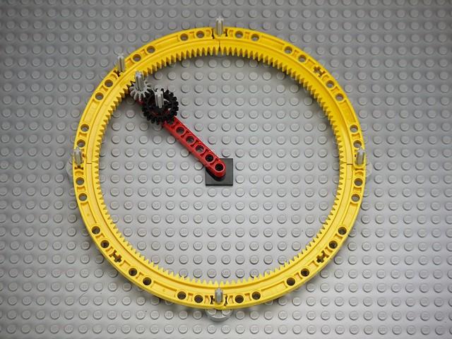 Circle Gear Rack 11X11 (10)