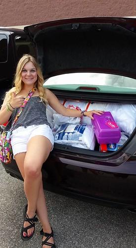 Katie haul 1