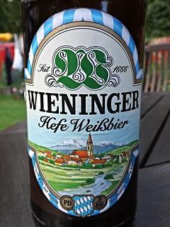 Wieninger, Hefe Weißbier, Germany