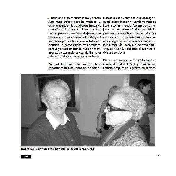 "Pàgines del llibre ""Las ventanas de Soledad Real"" 2"