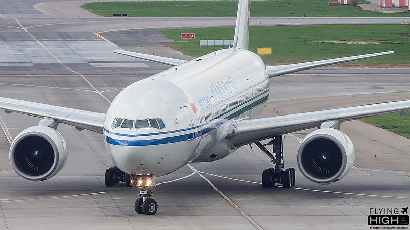 Air China Boeing 777-200