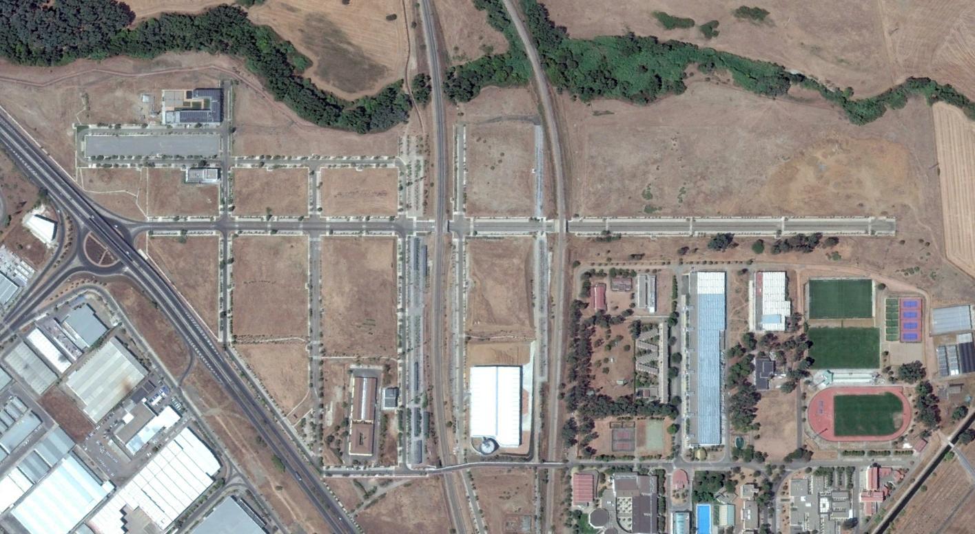 parque tecnológico de córdoba, córdoba, el nuevo silicon valley, después, urbanismo, planeamiento, urbano, desastre, urbanístico, construcción, rotondas, carretera