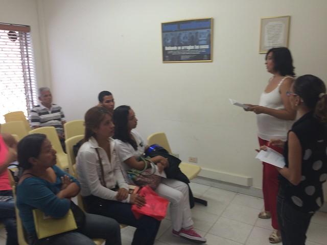 ESTS. MARIA CECILIA RIASCOS, JESSICA BORGIA POSCONFLICTO-27-ABRIL-2016