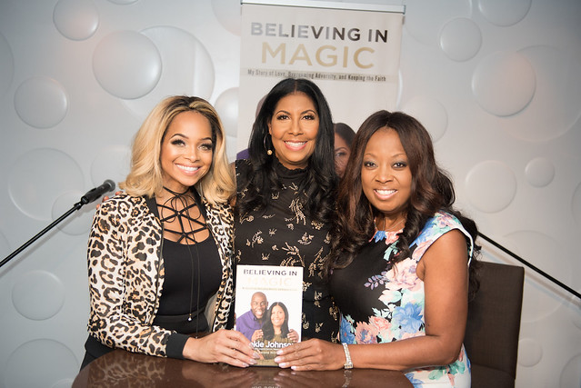 Cookie Johnson Dallas Book Signing