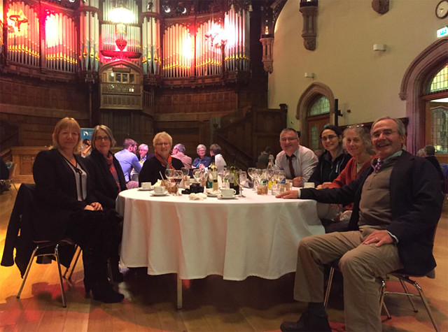 IAT Pre-AGM Dinner at Derry Guildhall, Sept 2016