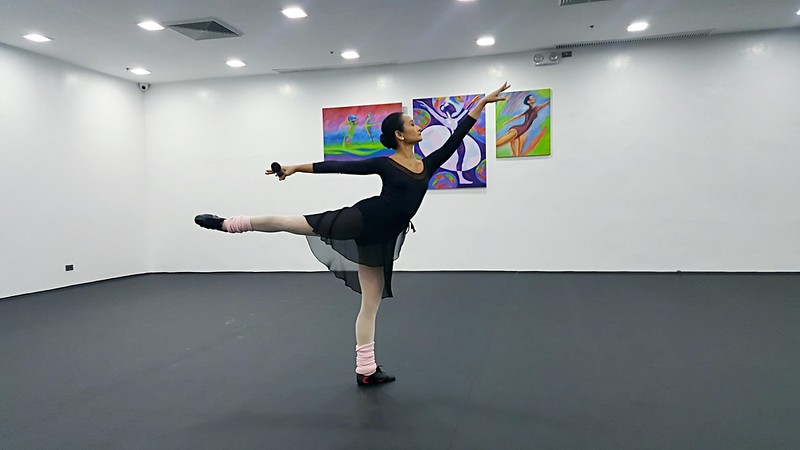Ballet with Lisa Macuja