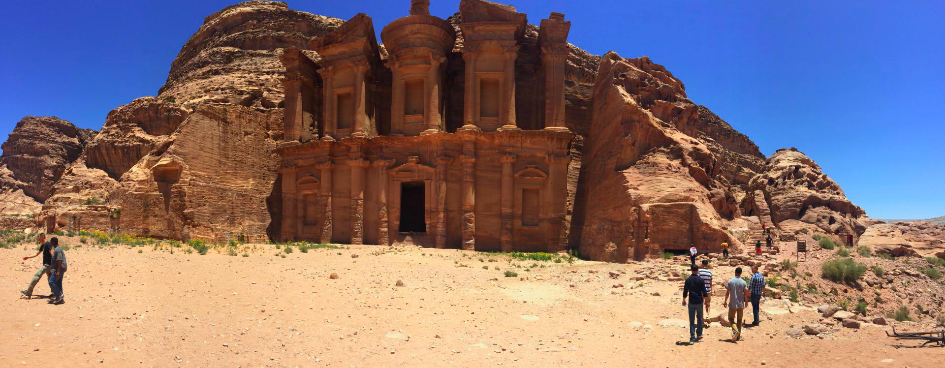 Monasterio de Petra, Jordania petra, jordania - 28271145412 290dd45fe9 o - Petra, Jordania