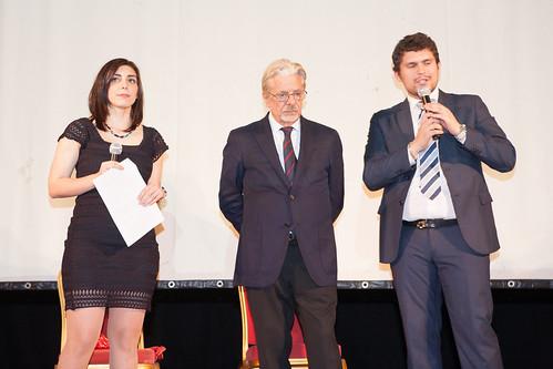 PRIMITIVAMENTE - foto della prima e conferenza stampa