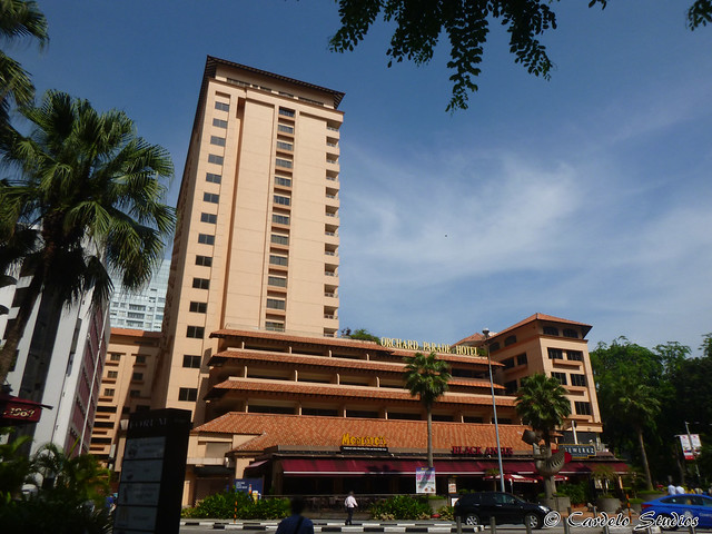 Orchard Parade Hotel 01