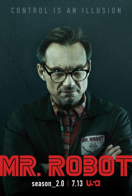mr-robot affiche