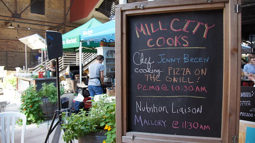 July 9, 2016 Mill City Farmers Market