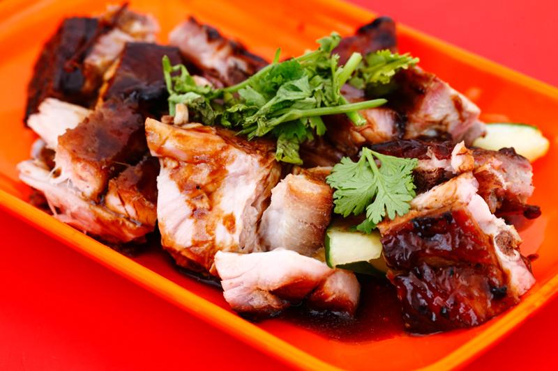 Roast Pork Ribs
