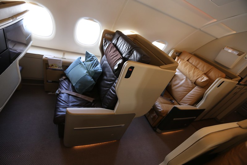 Singapore Business Class