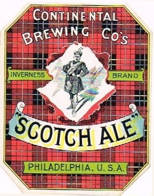 Inverness-Scotch-Ale--Labels-Continental-Brewing-Company