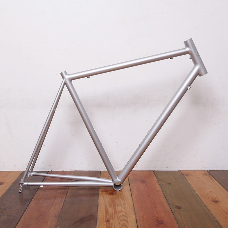AA Steel Frame Painted by Swamp Things