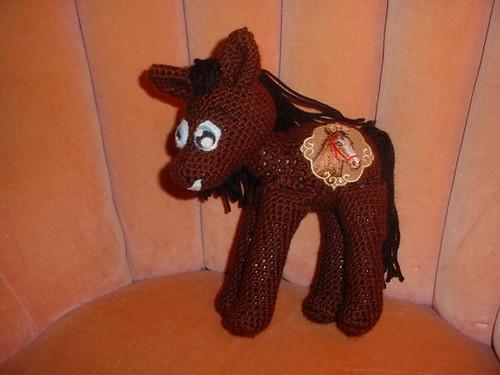 Horsey cutie mark