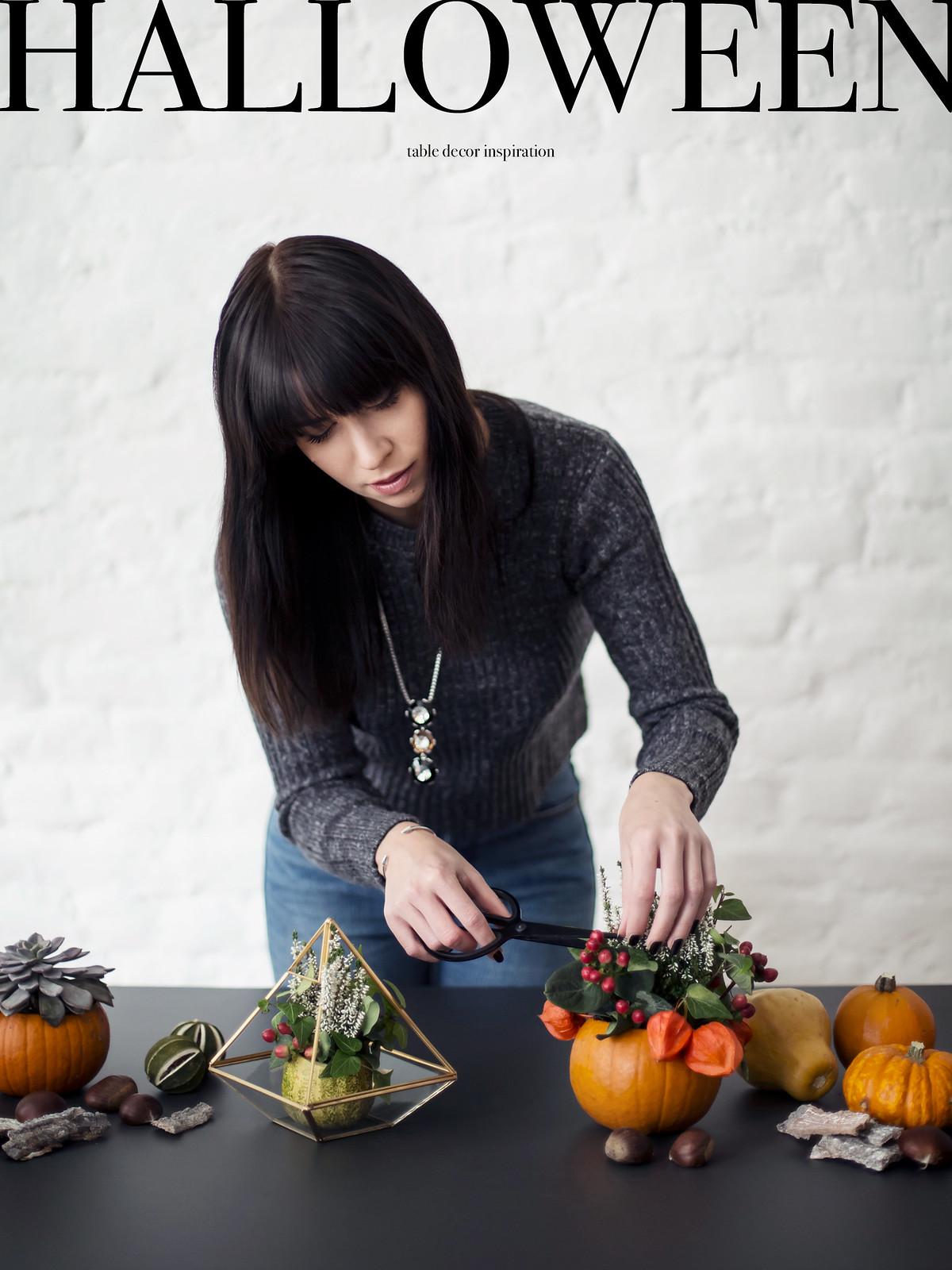 1000 gute gründe initiative pflanzen heide kürbis pumpkin pflanztöpfe gesteck halloween tischdekoration plant dinner style diy lifestyle modeblog germanblogger fashionblogger cats & dogs ricarda schernus 3