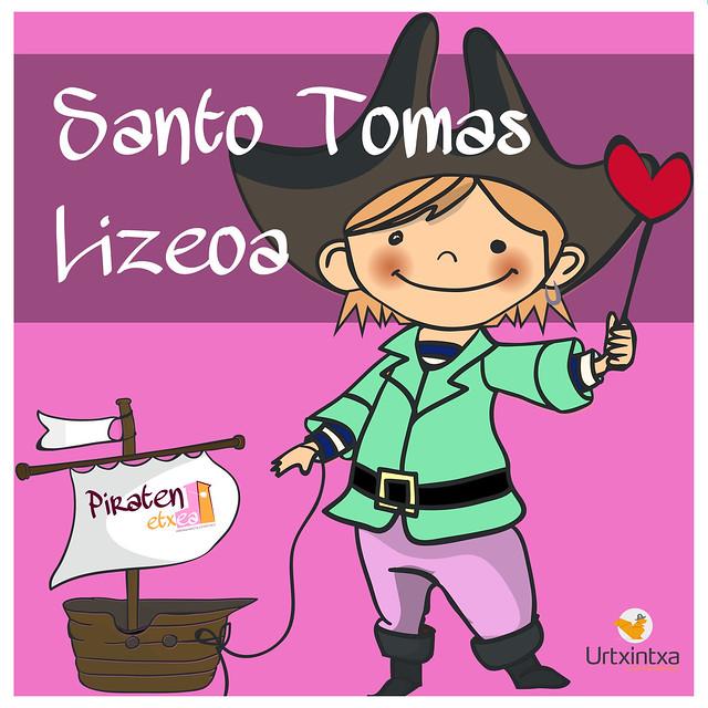 Pirata Egonaldiak- Santo Tomas lizeoa 2016/10/13-2016/10/14