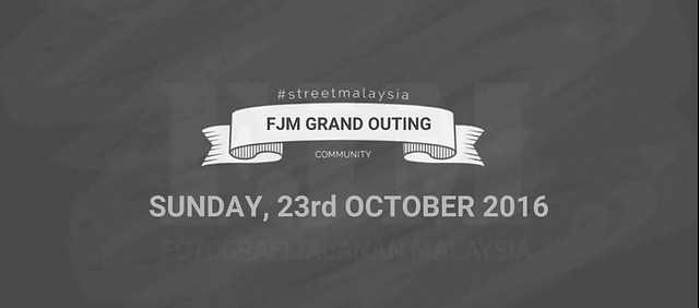 FJM Grand Outing 2016