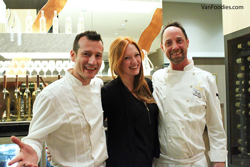 Provence Marinaside Executive Chef Jean-Francis Quaglia | Bar Manager Haley Mercedes | Chef de Cuisine Sheldon Maloff
