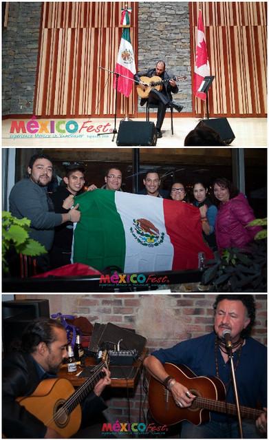 Conciertos con el compositor guitarrista mexicano Samir Belkacemi