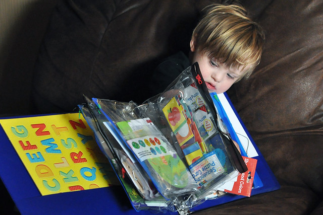 10 Educational Busy Bags Down syndrome