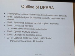 Outline of DPRBA