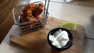 Mexican Corn Fritters from Smith & Daughters