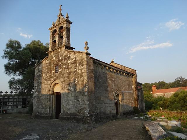 Iglesia de Santiago de Cereixo