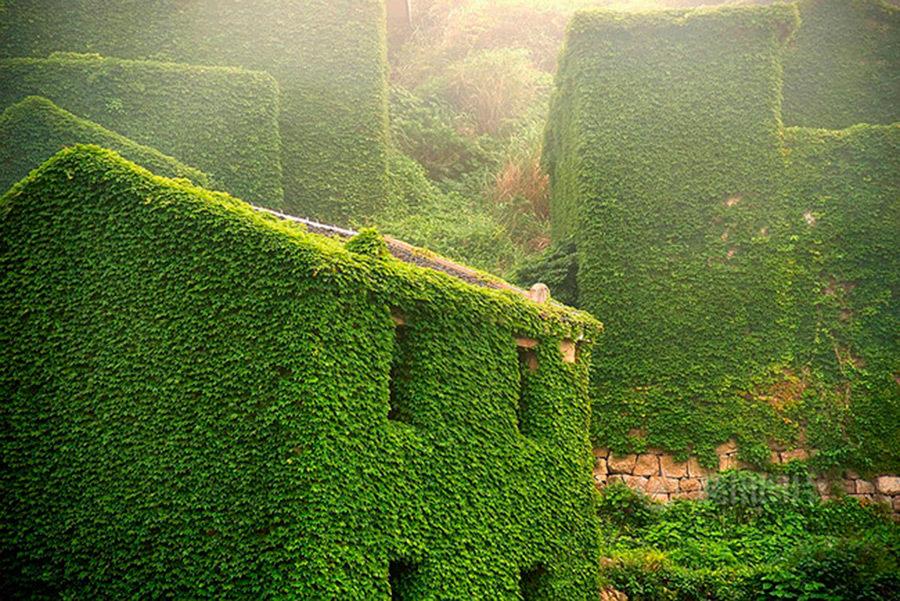 Волшебная деревня, потерянная во времени  - ПоЗиТиФфЧиК - сайт позитивного настроения!
