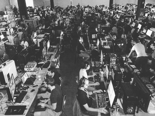 QuakeCon 2016 Day 3