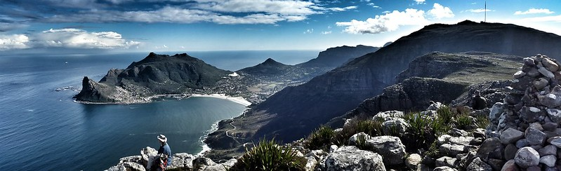 Hout Bay and Constantiaberg