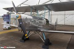 G-AEBJ - 6300 8 - Private - Blackbuen B2 - Fairford - RIAT 2016 - Steven Gray - IMG_8937